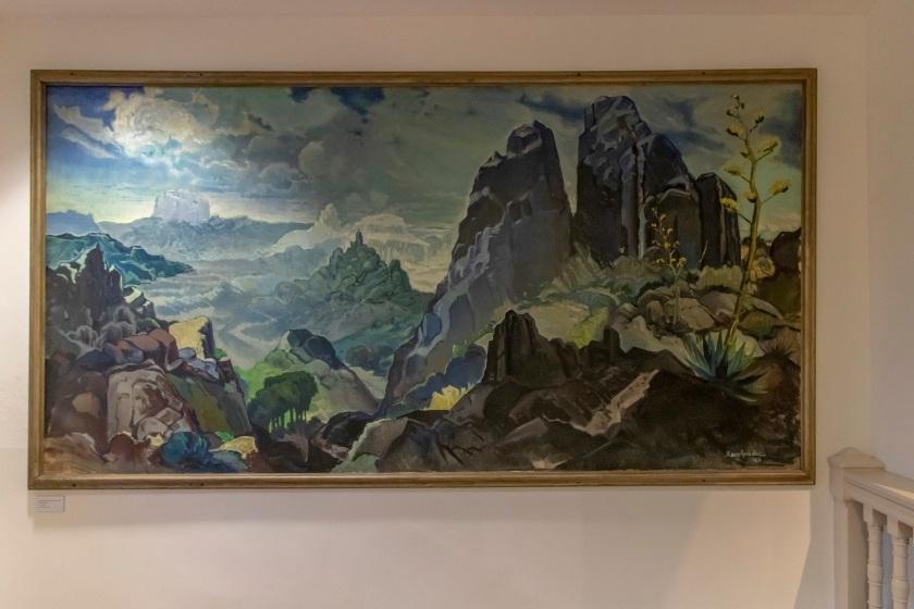SHSU, LEAP Center, Alpine, Sul Ross, Museum of The Big Bend
