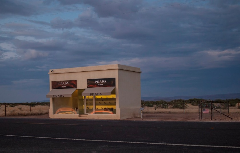 SHSU, LEAP Center, Prada Marfa, Big Bend, Marfa Texas
