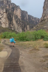 SHSU, LEAP Center, Big Bend, Santa Elena Canyon, Maggie Denena, Anne Jamarik
