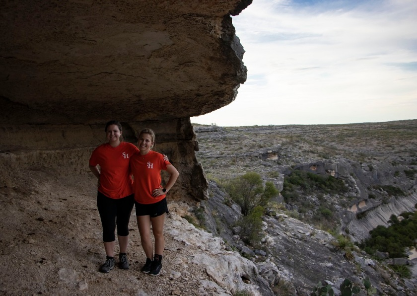 SHSU, LEAP Center, Seminole Canyon State Park