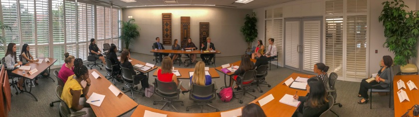 SHSU, Sam Houston State University, Center for Law Engagement And Politics, LEAP Center, LEAP Ambassador, Legislative Panel, Scott Jenkines, Zach Stephenson, Sarah Tillman, Ariel Leaf, Sam Houston Austin Internship Program, SHAIP