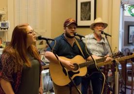 SHSU, LEAP Center, LEAP Ambassadors, Wynne Home, Friends of the Wynne, Lee Jamison, Tom Wiegert Band
