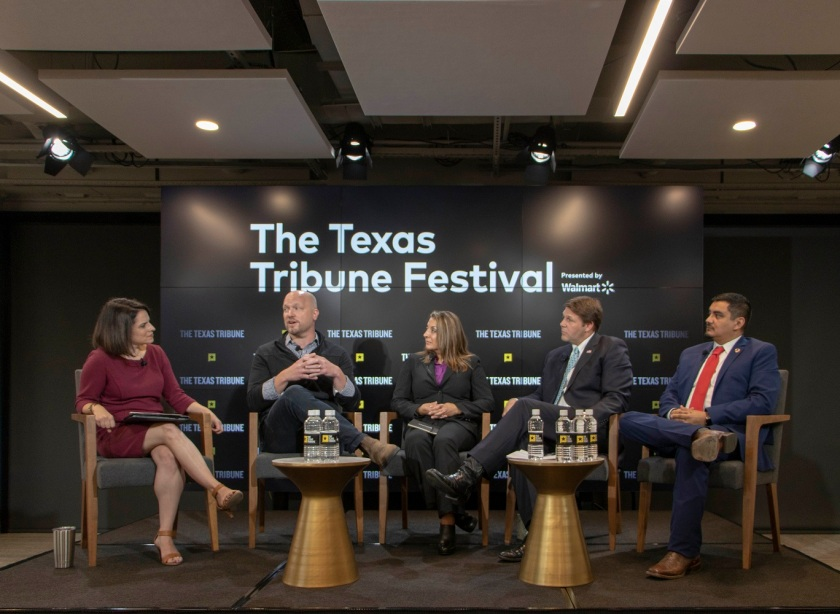 SHSU, LEAP Center, Law Engagement And Center, Texas Tribune Festival