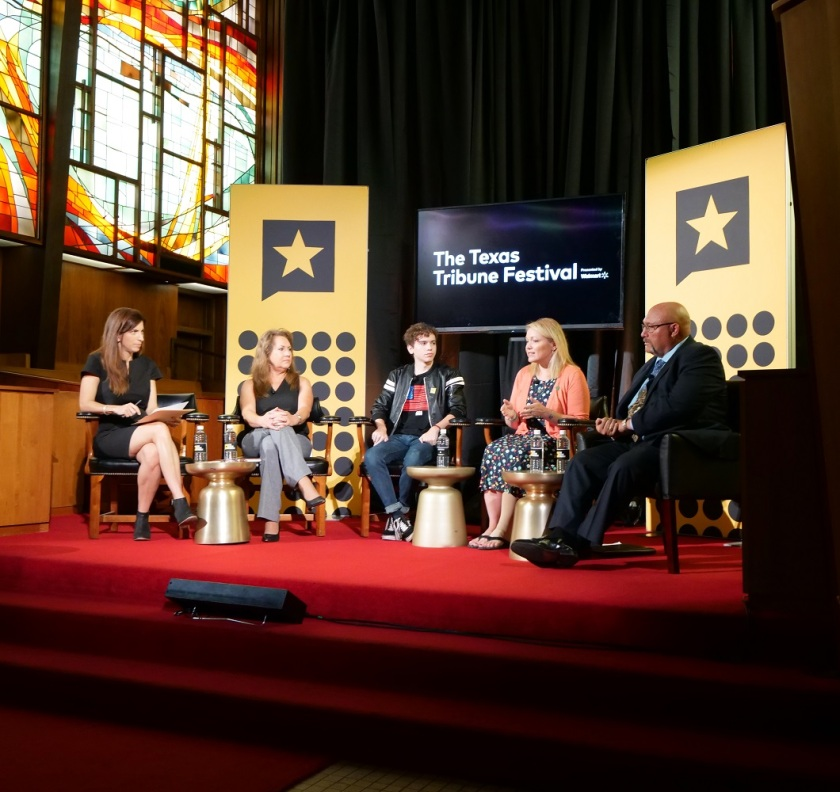 SHSU, LEAP Center, Center for Law Engagement And Politics, Texas Tribune Festival, Gun Violence, Austin Texas, ATX