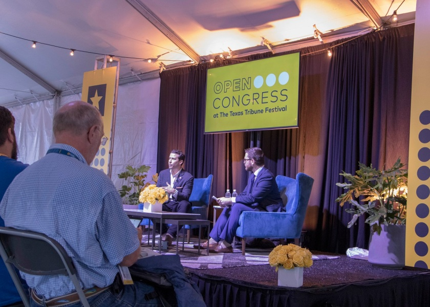 SHSU, LEAP Center, Law Engagement And Center, Texas Tribune Festival, Texas Music