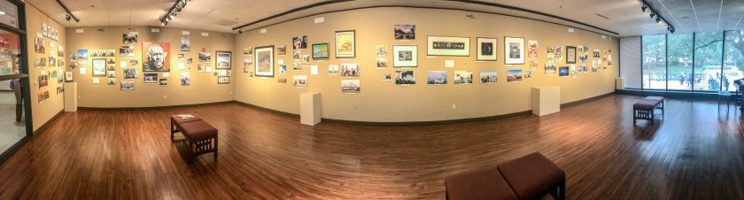 SHSU, LEAP Center, LEAP Ambassadors, Center for Law Engagement And Politics, LSC Art Gallery, Mark Burns, Lee Jamison, Arthur Turner, James Surls, Jesus Moroles, Allan Houser, Robert Indiana, Ed Wilson, Luis Jimenez