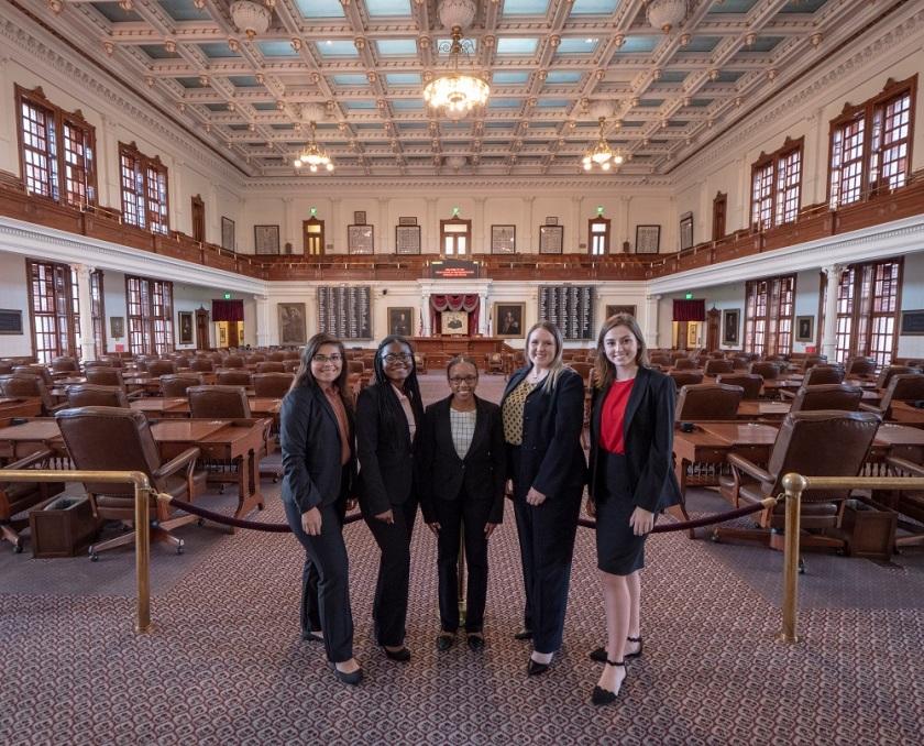 SHSU, LEAP, LEAP Center, LEAP Ambassadors, SHAIP, Austin Texas, ATX, Internships