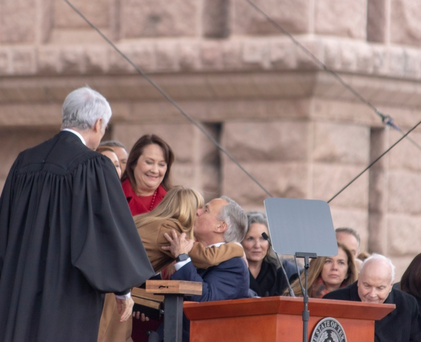 SHSU, LEAP Center, LEAP Ambassadors, ATX, Austin Texas, Capitol, Governor Inauguration, Greg Abbott, Dan Patrick,, Audrey Abbott