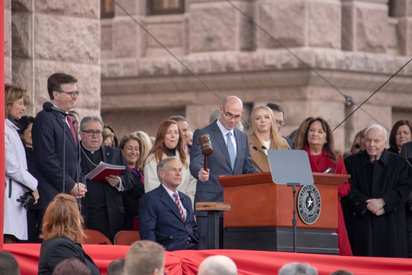 SHSU, LEAP Center, LEAP Ambassadors, ATX, Austin Texas, Capitol, Governor Inauguration, Greg Abbott, Dan Patrick,, Speaker Dennis Bonnen