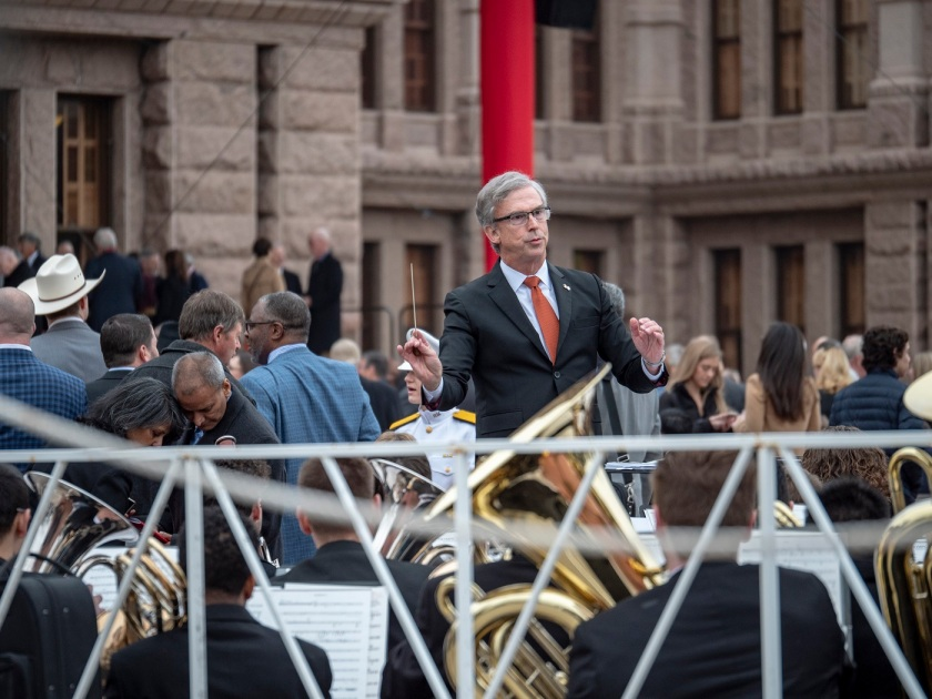 SHSU, LEAP Center, LEAP Ambassadors, ATX, Austin Texas, Capitol, Governor Inauguration, Greg Abbott, Dan Patrick,