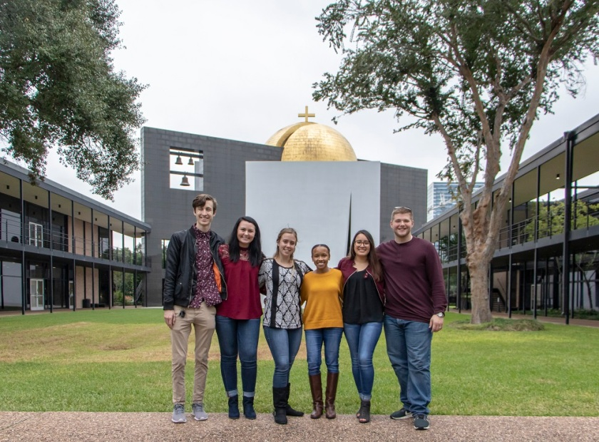 SHSU, LEAP Center, LEAP Ambassadors, Houston, Chapel of St. Basil, Philip Johnson