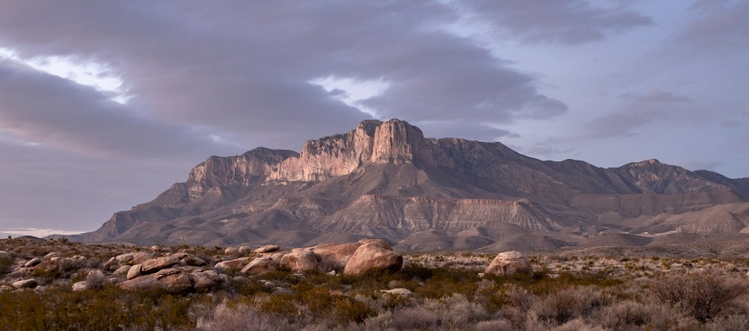 shsu, LEAP Center, LEAP Ambassadors, Guadalupe Mountain National Park, El Capitan