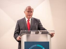 SHSU, LEAP Center, LEAP Ambassadors, World Affairs Council, Ambassador Christopher Hill, Korea