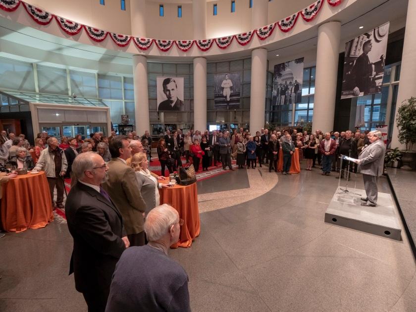 SHSU, LEAP Center, LEAP Ambassadors, Mark Burns, Grand Canyon Centennial, George Bush Presidential Library