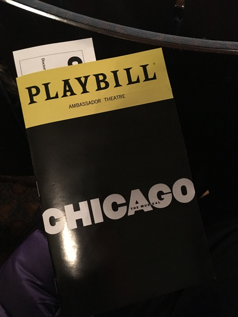 SHSU, LEAP Center, LEAP Ambassadors, New York City, Ambassador Theater, Broadway, Chicago