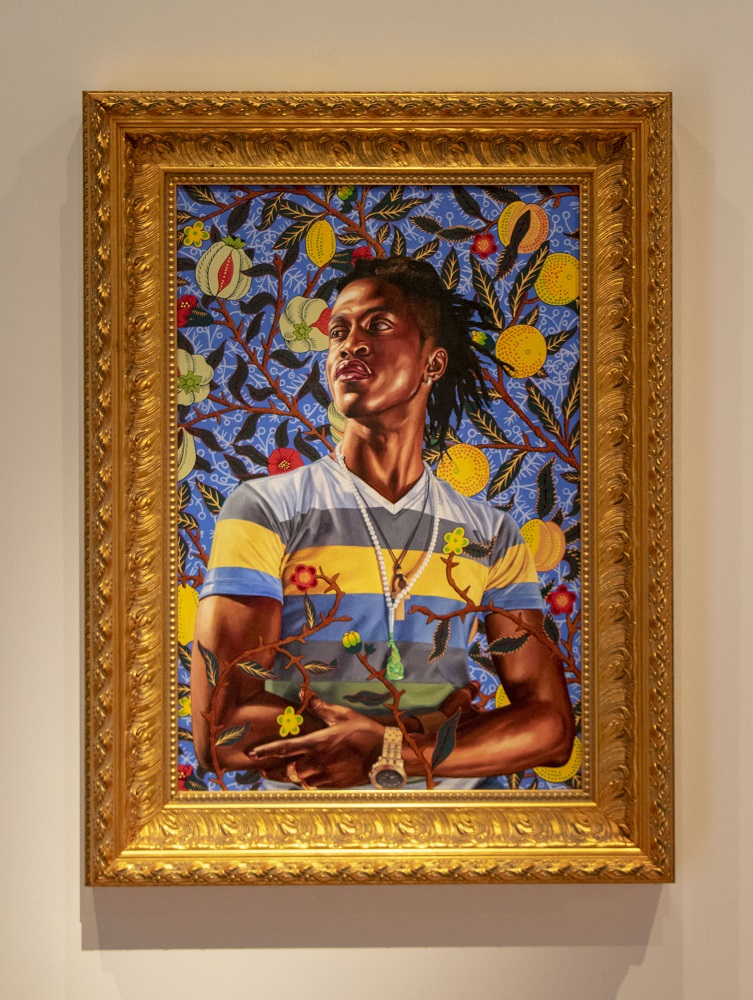 SHSU, LEAP Center, LEAP Ambassadors, New England Tour, Hartford CT, Wadsworth Atheneum, Kehinde Wiley