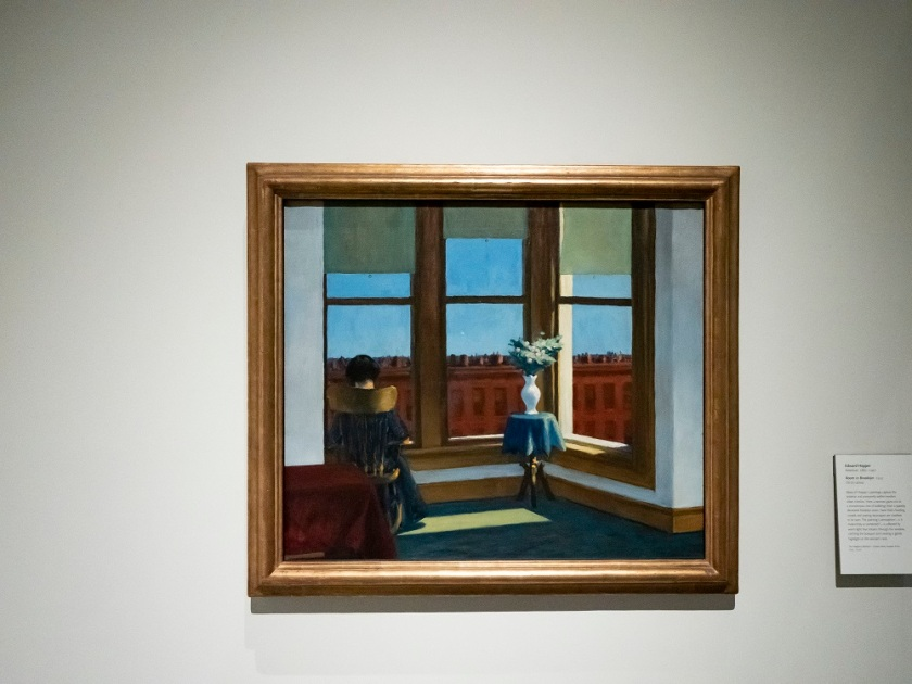 SHSU, LEAP Center, LEAP Ambassadors, New England, Massachusetts, Boston, Boston Museum of Fine Arts, Edward Hopper