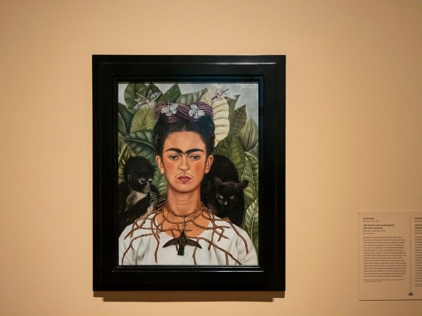 SHSU, LEAP Center, LEAP Ambassadors, New England, Massachusetts, Boston, Boston Museum of Fine Arts, Kahlo