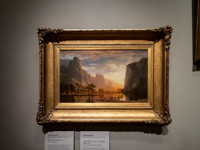 SHSU, LEAP Center, LEAP Ambassadors, New England, Massachusetts, Boston, Boston Museum of Fine Arts, Albert Bierstadt
