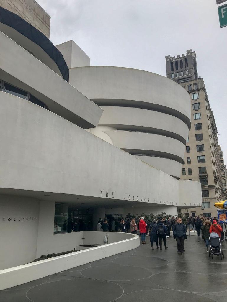 SHSU, LEAP Center, LEAP Ambassadors, New York City, The Guggenheim, Frank Lloyd Wright