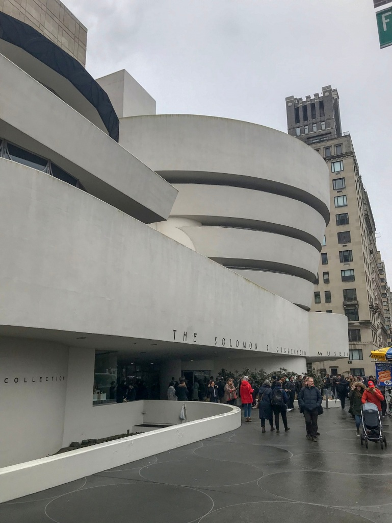 SHSU, LEAP Center, LEAP Ambassadors, New York City, The Guggenheim, Frank Lloyd Wright