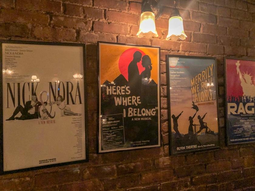 SHSU, LEAP Center, LEAP Ambassadors, New York City, Broadway, Joe Allen