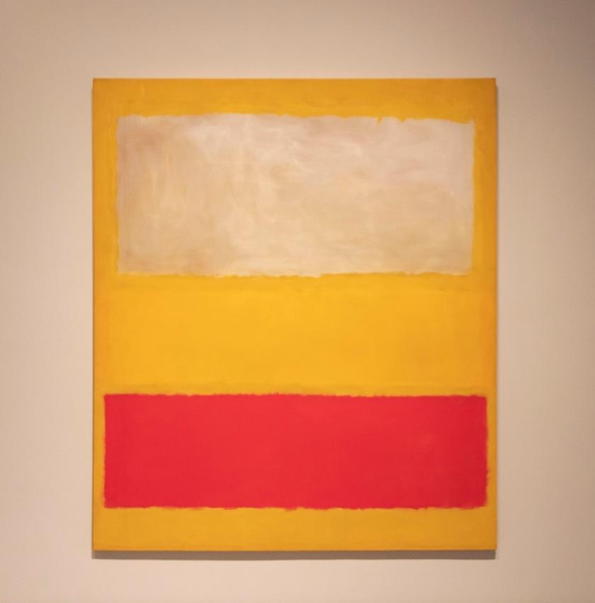 SHSU, LEAP Center, LEAP Ambassadors, New York City, The Met, Mark Rothko