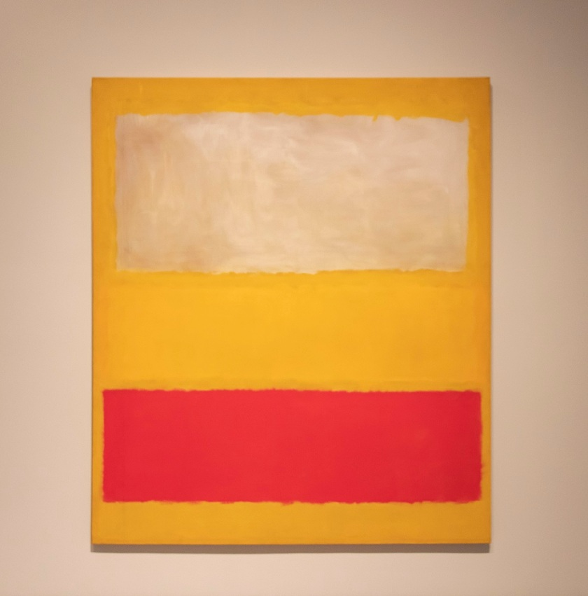 SHSU, LEAP Center, LEAP Ambassadors, New York City, The Met, Mark Rothko