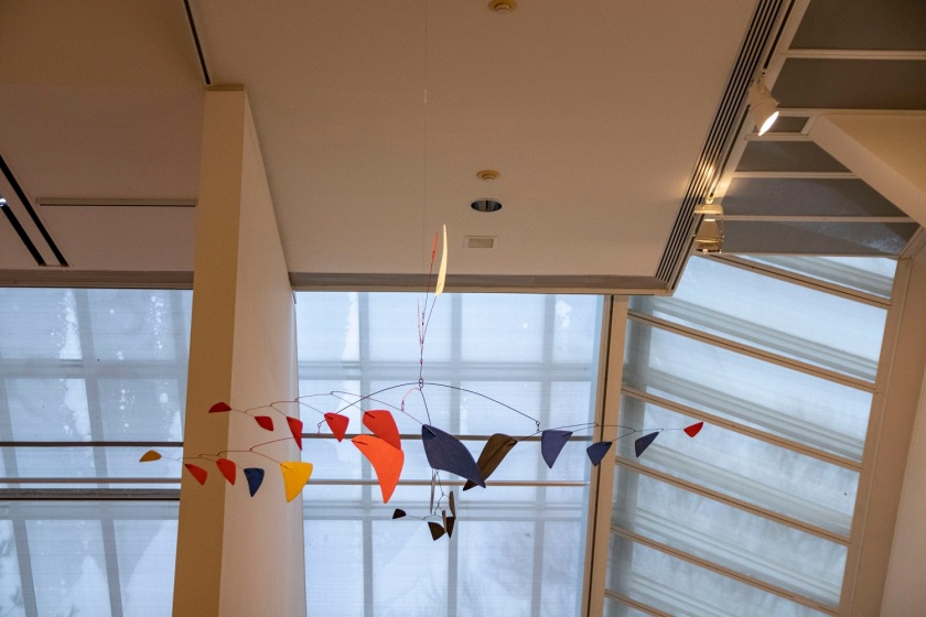 SHSU, LEAP Center, LEAP Ambassadors, New York City, The Met, Alexander Calder