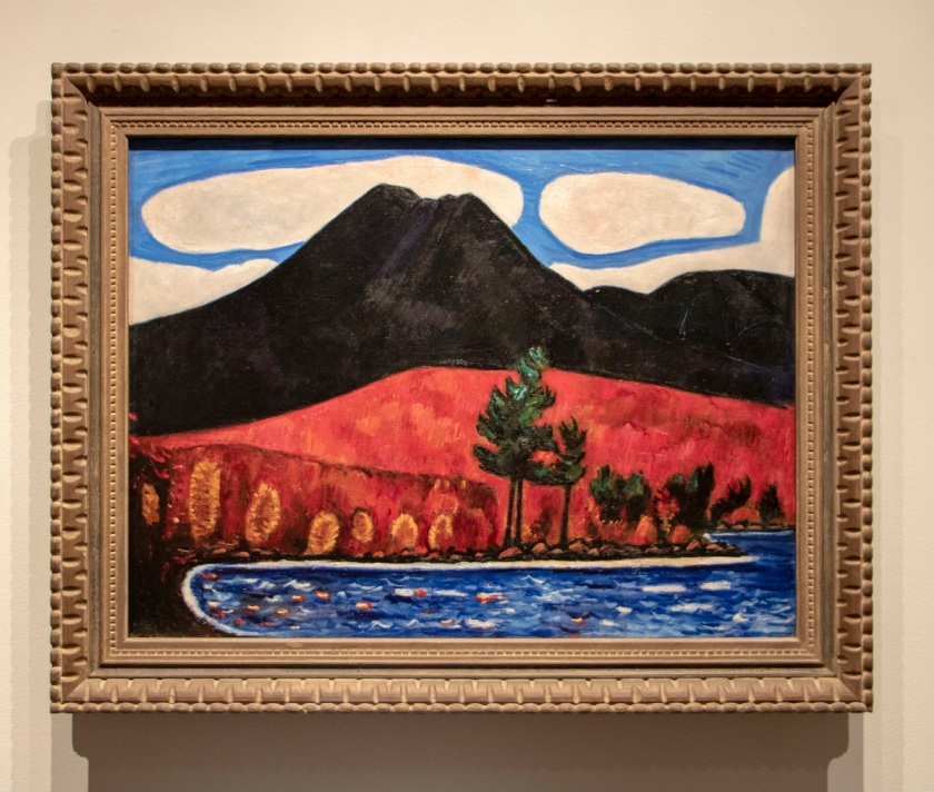 SHSU, LEAP Center, LEAP Ambassadors, New York City, The Met, Marsden Hartley