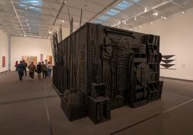 SHSU, LEAP Center, LEAP Ambassadors, New York City, The Met, Louise Nevelson