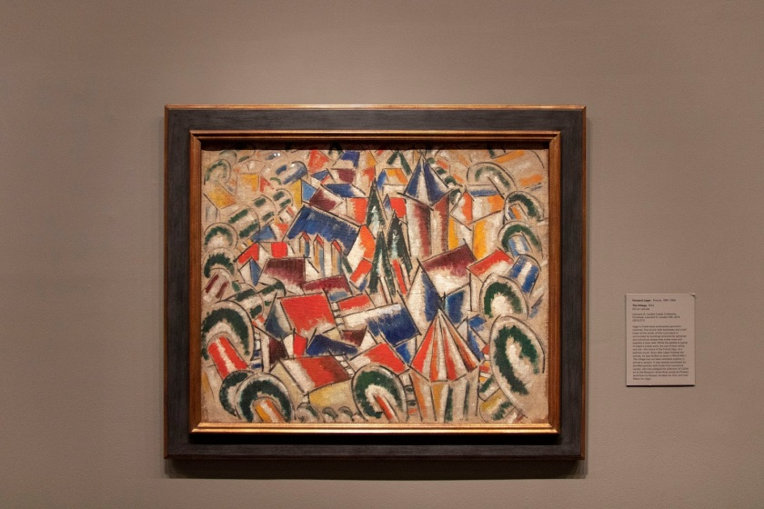 SHSU, LEAP Center, LEAP Ambassadors, New York City, The Met, Fernand Leger