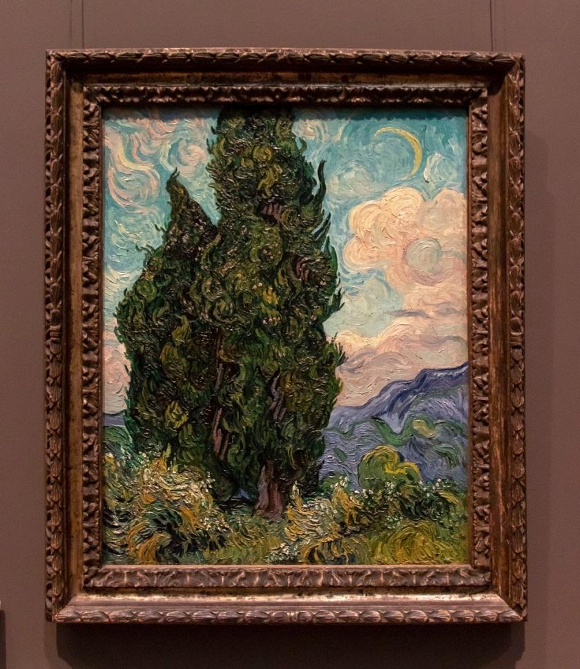 SHSU, LEAP Center, LEAP Ambassadors, New York City, The Met, Van Gogh