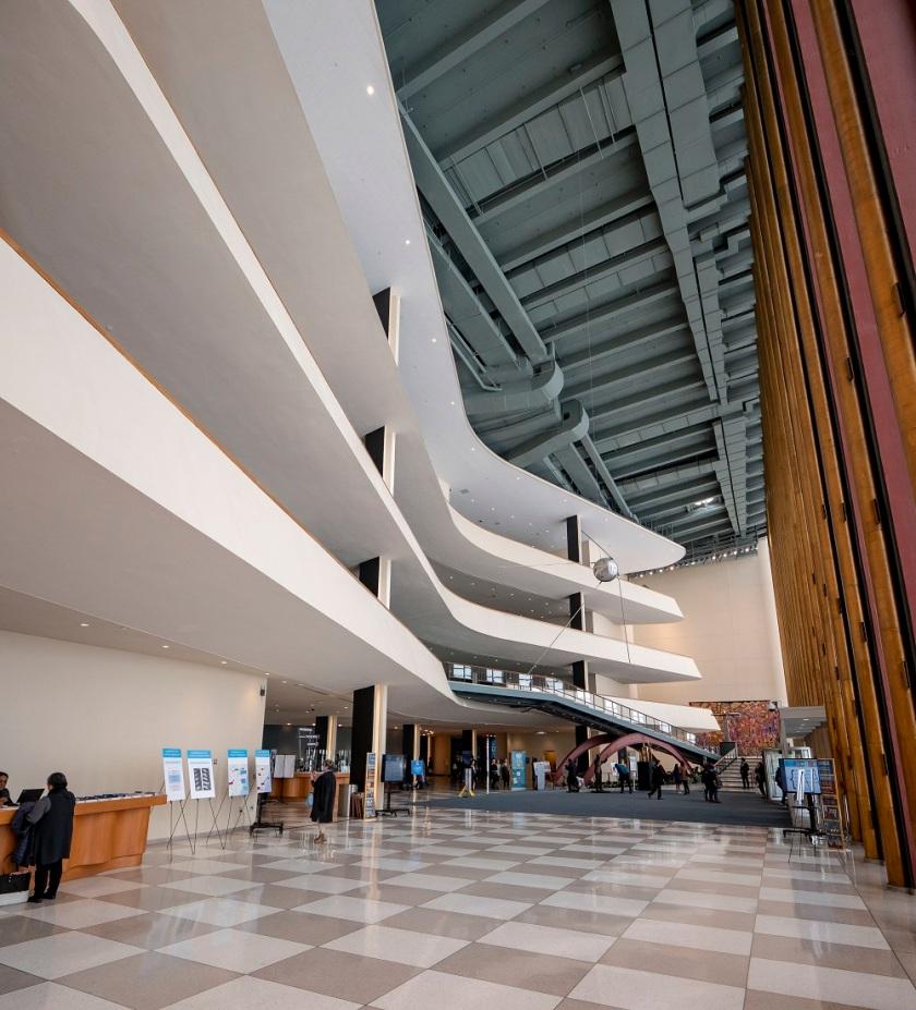 SHSU, LEAP Center, LEAP Ambassadors, New York City, United Nations, Le Corbusier