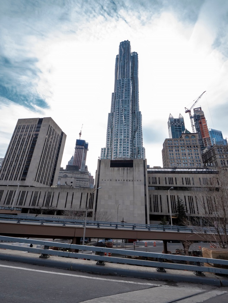 SHSU, LEAP Center, LEAP Ambassadors, New York City, Brooklyn, Brooklyn Bridge, Frank Gehry