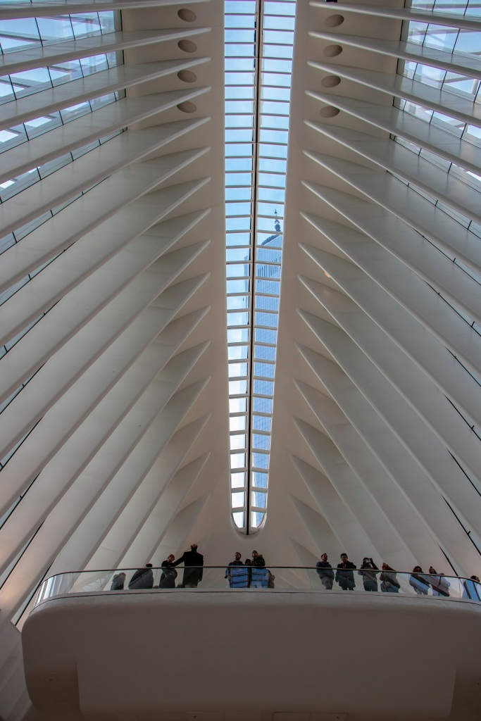 SHSU, LEAP Center, LEAP Ambassadors, New York City, The Oculus, 9-11 Memorial