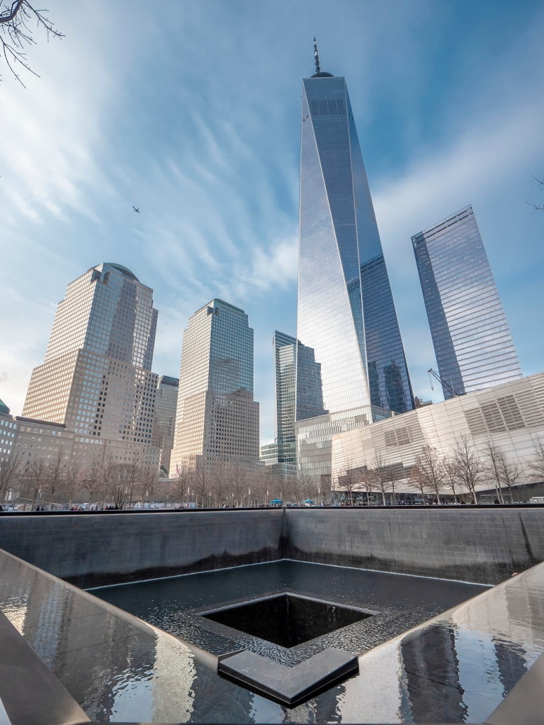 SHSU, LEAP Center, LEAP Ambassadors, New York City, 9-11 Memorial, World Trade Center