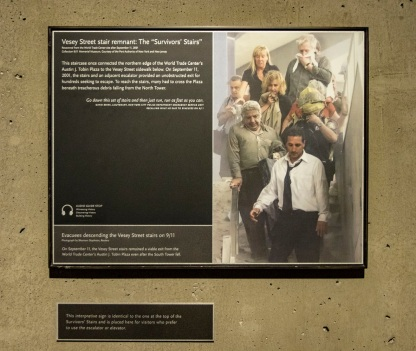 SHSU, LEAP Center, LEAP Ambassadors, New York City, 9-11 Memorial