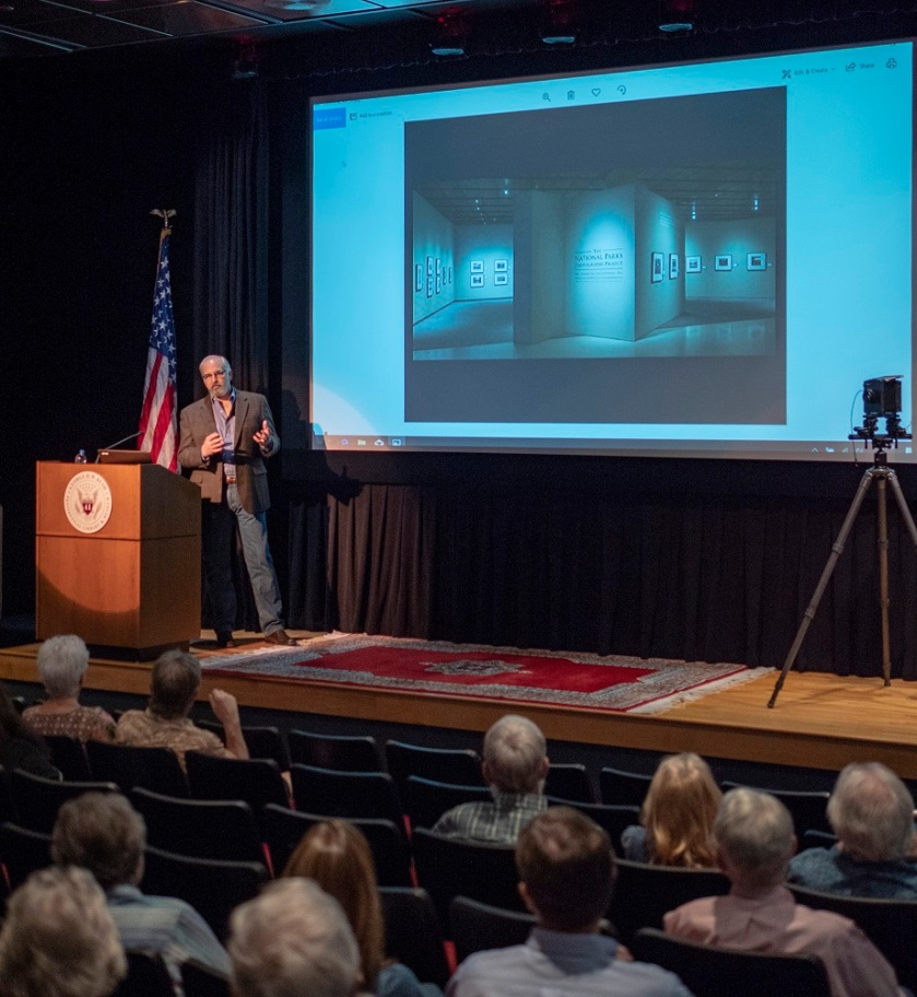 SHSU, LEAP Center, LEAP Ambassadors, Mark Burns, Photography, George Bush Presidential Library, Grand Canyon