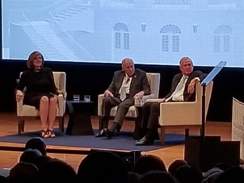 SHSU, LEAP Center, LEAP Ambassadors, Dan Quayle, Dick Cheny, Mike Pence, Vice Presidency