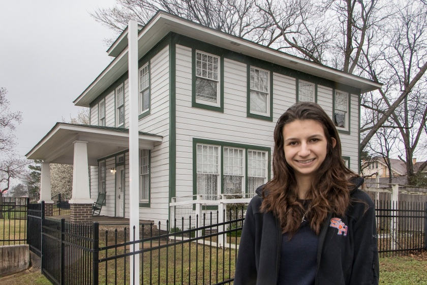 SHSU, LEAP Center, LEAP Ambassadors, Hope AR, Clinton's Childhood Home