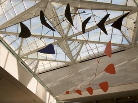 SHSU, LEAP Center, LEAP Ambassadors, Washington DC, National Gallery of Art, Calder