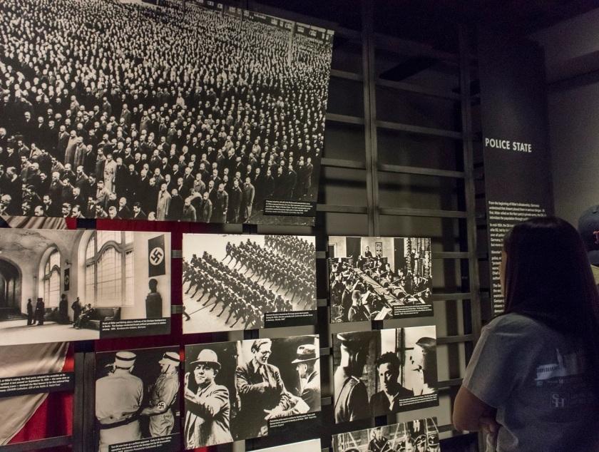 SHSU, LEAP Center, LEAP Ambassadors, Washington DC, National Holocaust Museum