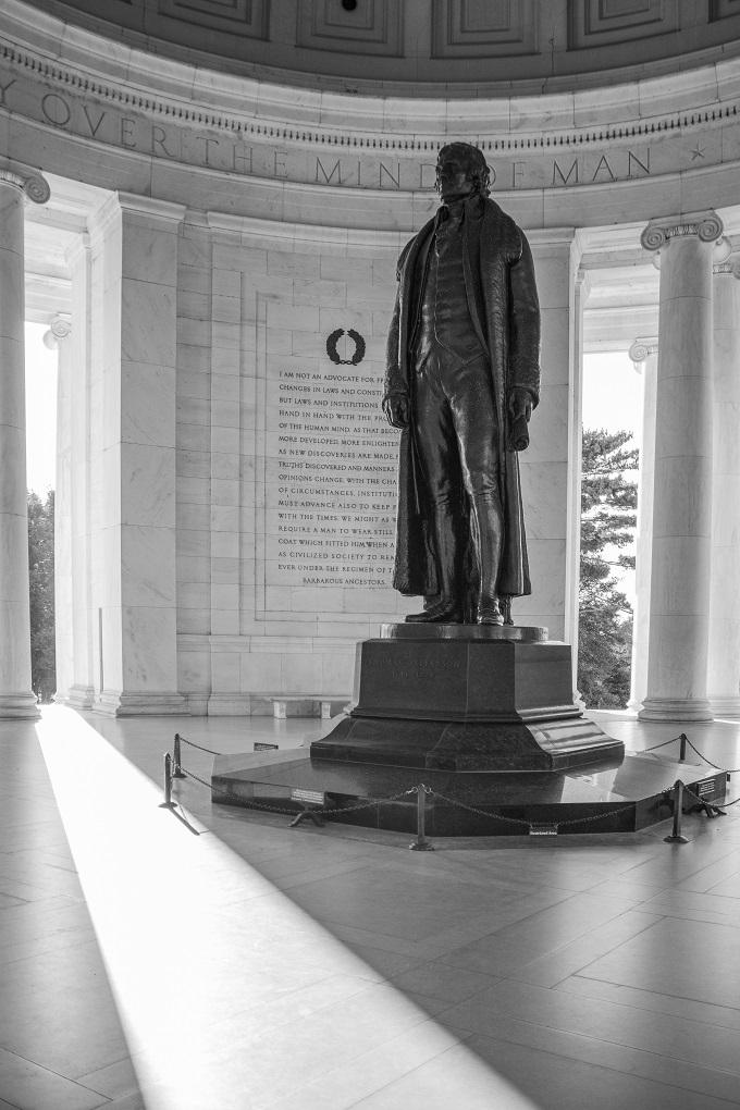 SHSU, LEAP Center, LEAP Ambassadors, Washington DC, Jefferson Memorial