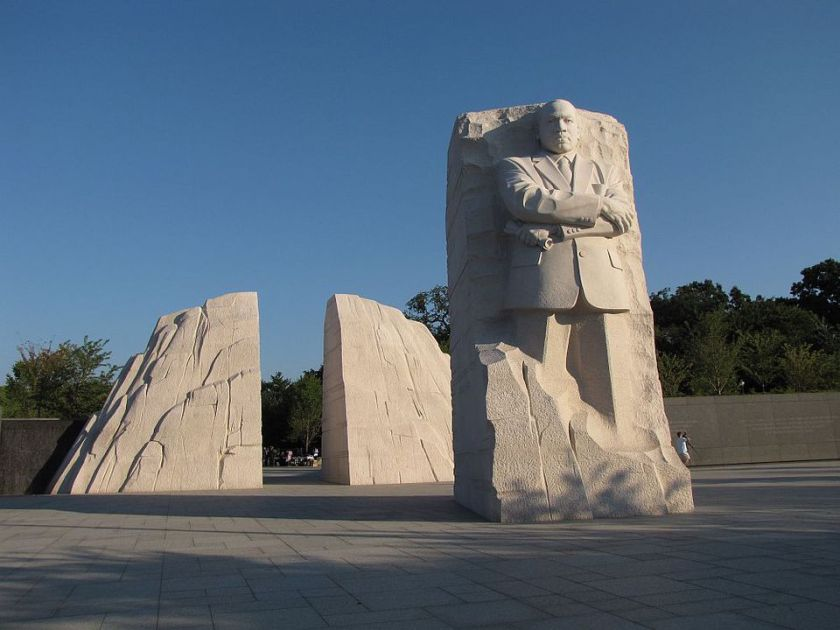 SHSU, LEAP Center, LEAP Ambassadors, Washington DC, MLK Memorial