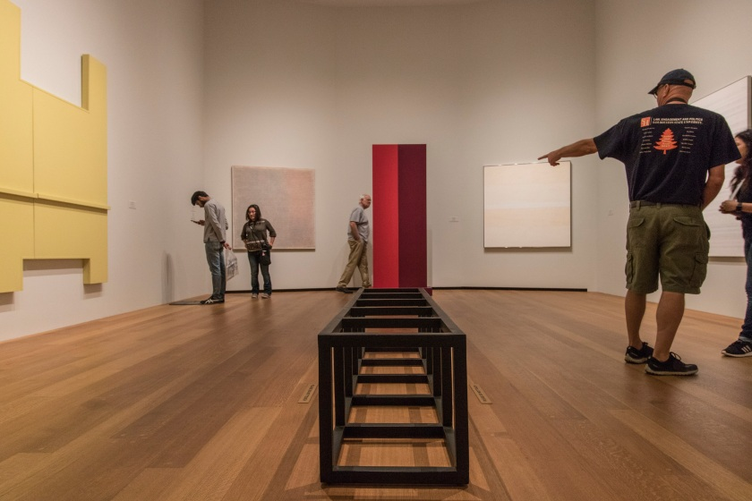 SHSU, LEAP Center, LEAP Ambassadors, National Museum of History, Washington DC, Donald Judd, National Gallery of Art