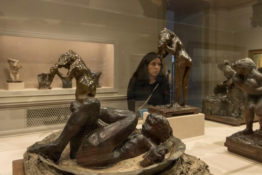 SHSU, LEAP Center, LEAP Ambassadors, Washington DC, National Gallery of Art, Degas