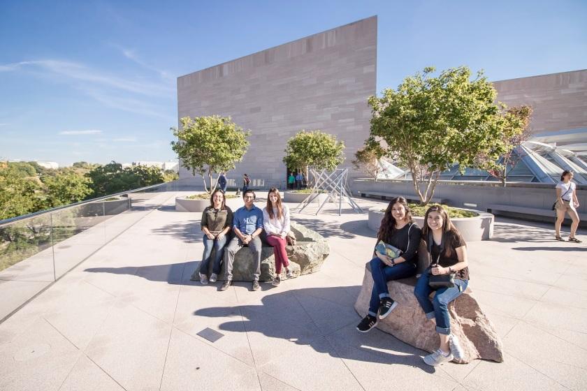 SHSU, LEAP Center, LEAP Ambassadors, National Museum of History, Washington DC, National Gallery of Art