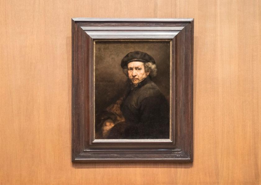 SHSU, LEAP Center, LEAP Ambassadors, Washington DC, National Gallery of Art, Rembrandt