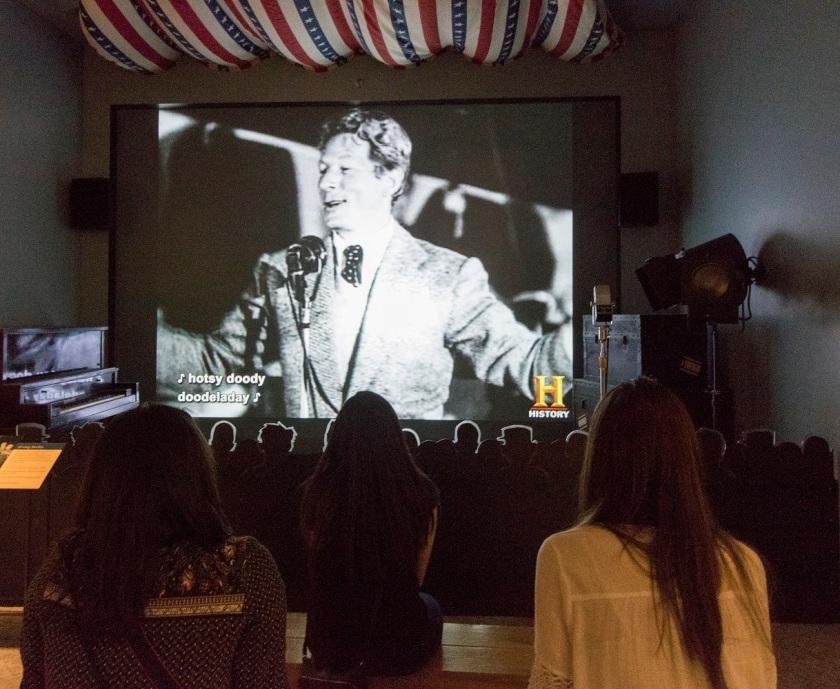 SHSU, LEAP Center, LEAP Ambassadors, National Museum of History, Washington DC, Danny Kaye